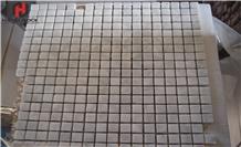 Small Cube Mosaic Bathroom Honeycomb Mosaic