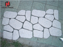 White,Granite,Pavers,Wall Covering