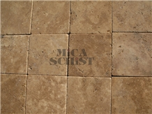 Brown Travertine Tiles