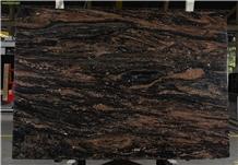 Black Malibu Granite Slabs