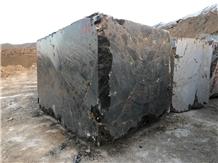Black Marshall Marble Blocks