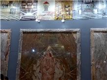 Sarrancolin Opera Fantastico Marble Tiles,Slabs