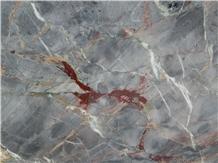 Sarrancolin Roi Soleil Marble Tiles, Slabs
