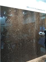 Mozambique Brown Granite Slabs, Tiles