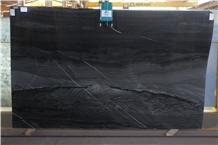 Black Tempest Quartzite Slabs