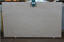 Polaris White Quartzite Slabs