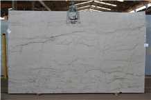 White Chanousia Quartzite Slabs