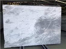 Beautiful Elba Blue Marble Wall Application