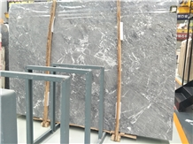 Fantasy Silver Grey Marble for Wall Covering