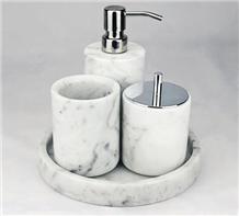 Bath Accessories Dispenser Soap Dish Jewelry Rack