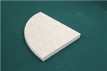 Botticino Marble Soap Corner