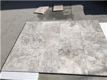Tundra Grey Marble Slab & Tile