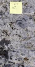 Blue Thoria Granite Slabs, Tiles