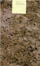 Golden Picasso Granite Slabs, Tiles