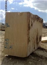 Salem Gold Limestone Block