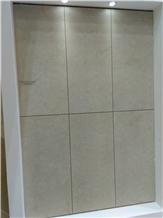 Salem Grey Limestone Slabs, Tiles