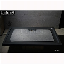 Solid Surface Shower Tray Shower Pan Ld-J019