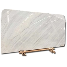 Imported Semi-White Color Polished Marble for Sale