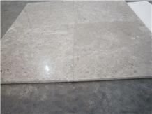 Moon Grey Marble Tiles Honed Turkey