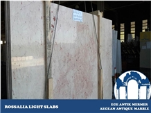 Rosalia Classic&Pink Marble Slabs