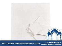 Shell Beige Limestone Tiles