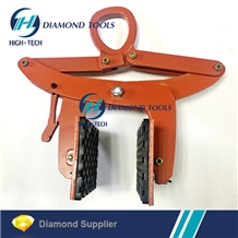 Scissor Clamp Lifter, 650kg Stone Lifting Clamp