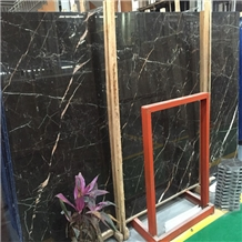 Nero Port Laurent Marble,China Dark Brown Marble