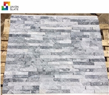 Cloudy-Grey-Tile-Quartzite-Ledgestone-Veneer-Stack