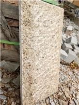 Natural Surface - Mushrooom Granite and Basalt