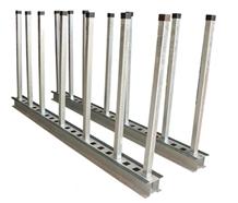 Stone Slab Storage Rack (Galvanized)