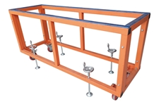 Working Table, Countertop Processing Trolley
