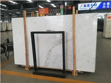 Ariston Gl White Marble/Kavala White Marble Slab