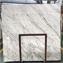 Beautiful Italy Statuarietto White Marble Slab