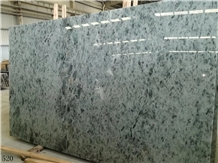 Brazil Blue Emerald Granite Slab Wall Floor Tiles