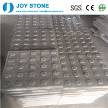 Cheap Flamed Dark Grey Granite Blind Stone Paver