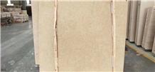Egypt Beirut Beige Marble Slab Tiles