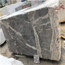 Fior Di Pesco Classico Grey Marble Small Block
