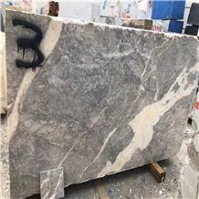 Fior Di Pesco Grigio Marble,Petersburg Grey Block