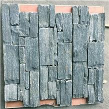 Grey Slate Loose Ledge Stone Veneer Wall Claddings