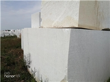 Ice White Marble Blocks from Own Quarry