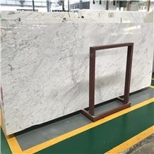 Italy Bianco Carrara C Whiite Marble Tiles