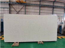 Italy Crema Pearl Limestone Slab Wall Floor Tiles