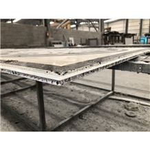 Lightweight Tabletop Stone Honeycomb Panels