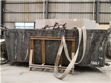 Nero Nuvolato Granite, Cheap Chinese Granite Tiles