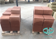 Red Sandstone for Wall/Flooring Cladding/Project