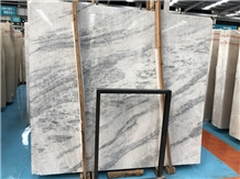 Solar Grey Marble Grey Shading Slabs&Tiles