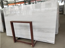 White Big Slab Marble Used in Flooring Tile
