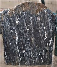 Black Angel Gravestone