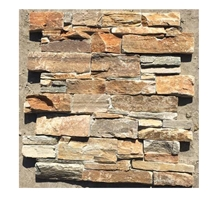 Cement Natural Stone Cladding Wall Panel