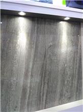 Yunnan Silver Grey Marble Slabs,Tiles